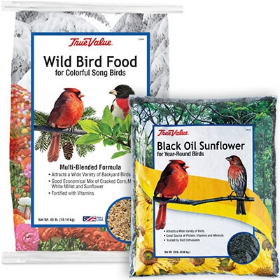 $9.99 for Select True Value Bird Food