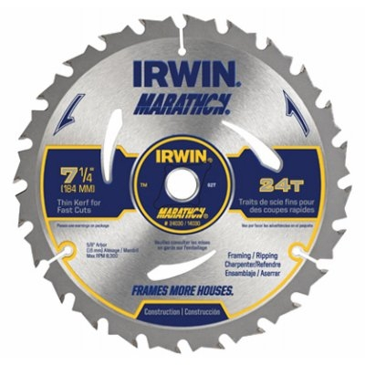 $9.99 for 2 pk Carbide-Tipped Circular Saw Blades