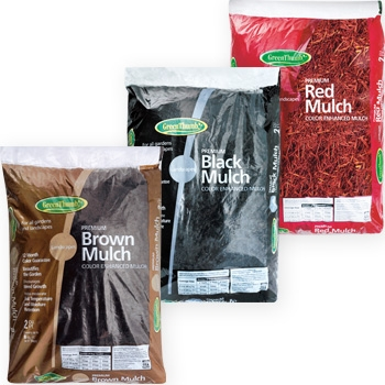 5/$15 for Green Thumb 2 Cu. Ft. Colored Mulch
