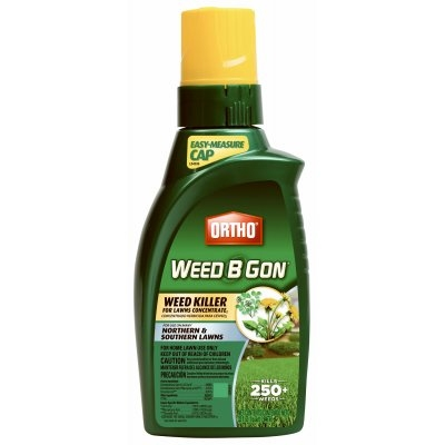 $6.99 for Ortho 32oz Weed B Gon Concentrate
