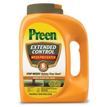 $18.99 Preen Extended Control Weed Preventer
