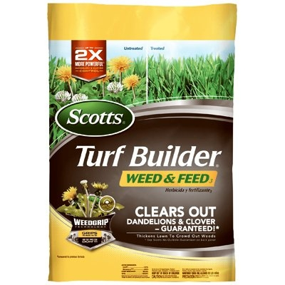 $19.99 for Scotts Turf Builder Weed & Feed Fertili