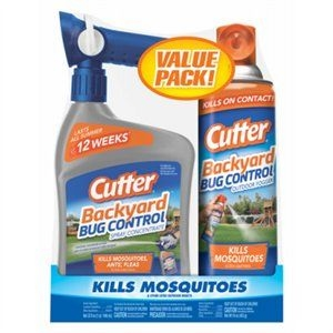 $8.97 for Cutter Backyard Bug Control Combo