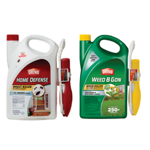 $12.99 for Ortho Weed Killer or Insect Killer