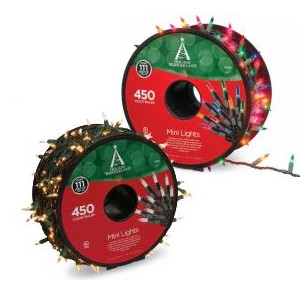 $14.99 Holiday Wonderland 450 Count Mini Reel