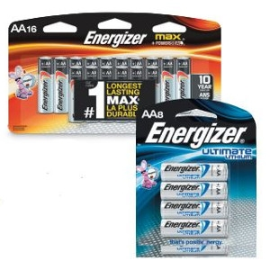 Your Choice Energizer Battery Sale