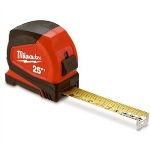 $14.97 Milwaukee 2 Pack Measuring Tapes