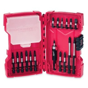 $9.99 Milwaukee Impact Bit Set