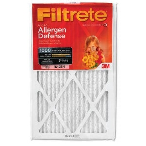 $9.99 Filtre Allergen Defense Filter