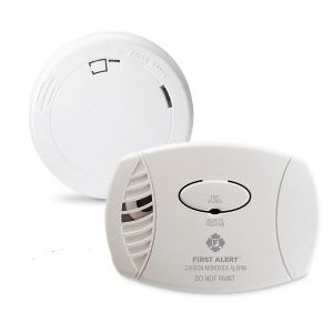 First Alert Smoke Or CO Alarm $19.99