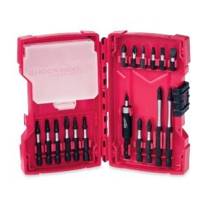 Milwaukee Impact Bit Set $9.99
