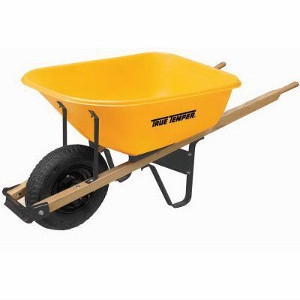 $59.99 True Temper Wheelbarrow
