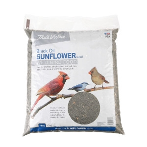 $4.99 10-Lb. Black Sunflower Bird Seed