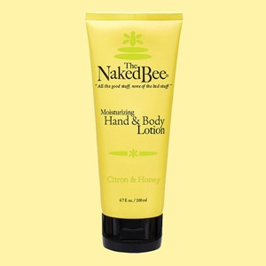 The Naked Bee® Citron & Honey Lotion 6.7 oz.