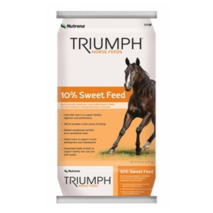 Nutrena® Triumph 10% Sweet Horse Feed