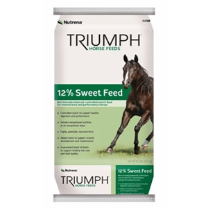 Nutrena® Triumph® 12% Sweet Horse Feed
