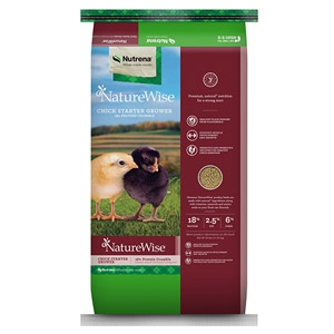 Nutrena® NatureWise® Chick Starter Grower Feed - Non-Medicated