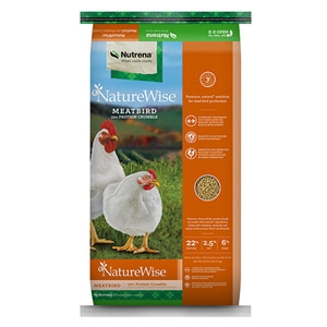 Nutrena® NatureWise® Meatbird Feed
