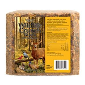 Sportsman's Choice® Wildlife Crunch Block