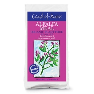 Coast of Maine Alfalfa Meal 3.5 Pound