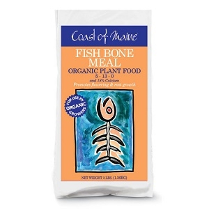 Coast of Maine Fish Bone Meal 3 Pound