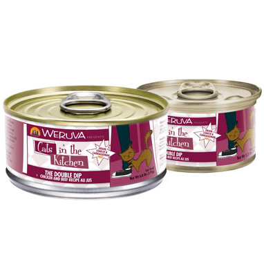 Weruva Cats in the Kitchen The Double Dip 6 Ounce