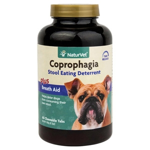 Coprophagia Stool Eating Deterrent Chewable Tablets 60ct