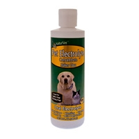 NaturVet Pet Electrolyte for Dogs & Cats 8oz
