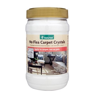 NaturVet® No Flea Carpet Crystals 2lb