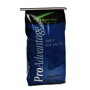 Progressive® ProAdvantage® Grass Formula Diet Balancer for Horses