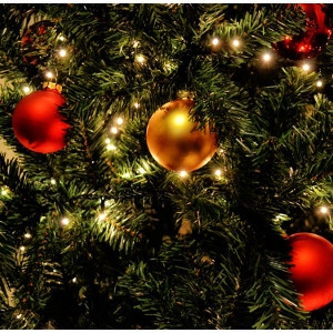 10% Off Christmas Tree Ornaments