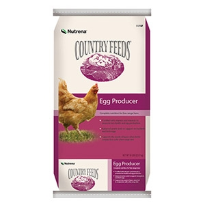 Nutrena® Country Feeds® Egg Producer Poultry Feed