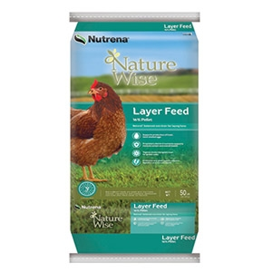 Nutrena® NatureWise® Layer 16% Pellet Poultry Feed