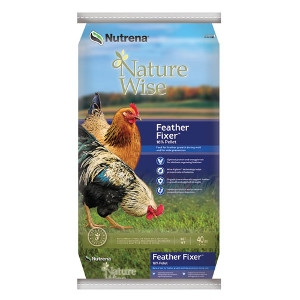 NatureWise Feather Fixer Poultry Feed