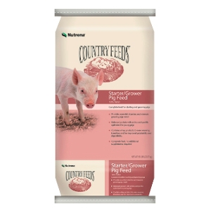 Country Feeds Starter-Grower Pig Feed