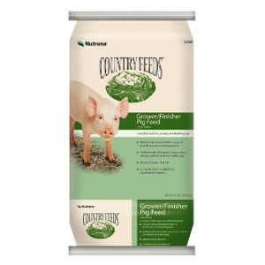 Country Feeds Grower Finisher Pig Feed 16% Pellet