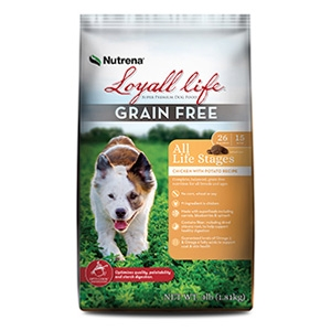 Nutrena® Loyall Life Grian Free Chicken with Potato Recipe 4lb