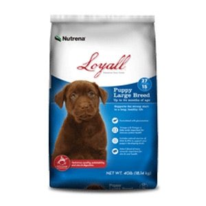 Nutrena® Loyall Large Breed Puppy 40lb
