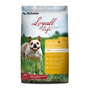 Nutrena® Loyall Life Adult Chicken and Rice Recipe 20lb