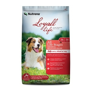 Nutrena® Loyall Life All Life Stages Chicken & Brown Rice Recipe 40lb