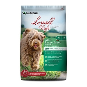 Nutrena® Loyall Life Adult Large Breed Chicken & Brown Rice Recipe 40lb