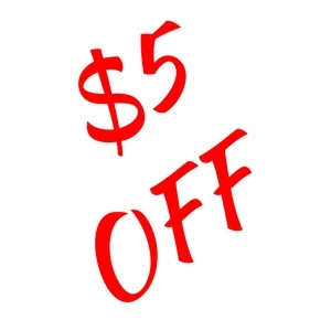 $5 Off Any $50 Purchase