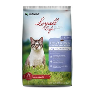 Loyall® Life Cat & Kitten Chicken Meal Recipe 20lb