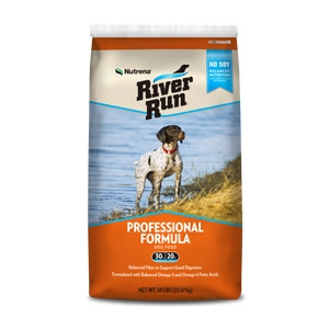 River Run® Professional Formula 30-20 Dog Food 50lb