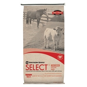 Southern States Select Stock 12% Textured Horse Feed