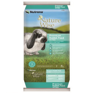 NatureWise 15% Premium Rabbit Feed 25lb