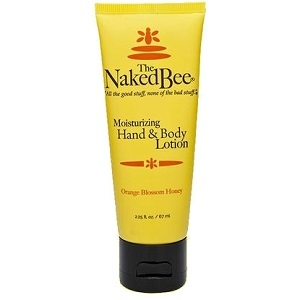 The Naked Bee Orange Blossom Honey Hand & Body Lotion 2.25 oz