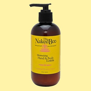 The Naked Bee Grapefruit Blossom Honey Lotion 8 oz.