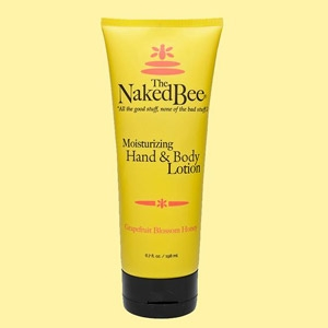 The Naked Bee Grapefruit Blossom Honey Lotion 6.7 oz.