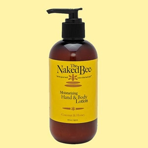 The Naked Bee Coconut & Honey Lotion 8 oz.